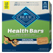 Blue Dog Health Bars Apple & Yogurt 3 lb EN/FR