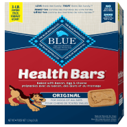 Blue Dog Health Bars Bacon Egg & Cheese 3 lb EN/FR
