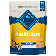 Blue Dog Health Bars Banana & Yogurt 16 oz EN/FR