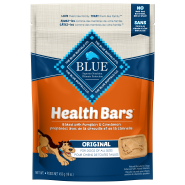 Blue Dog Health Bars Pumpkin & Cinnamon 16 oz EN/FR