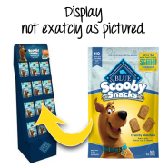 Blue Dog Scooby Snacks Display 36 units