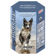 Hurraw Dog Dehydrated Raw Fish 2.5 kg