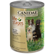 Canidae Life Stages Dog ChickenLambFish CknBroth 12/13 oz