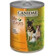 Canidae Life Stages Dog Lamb Rice in Lamb Broth 12/13 oz