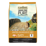 Canidae GF Pure Foundations Puppies 4 lb