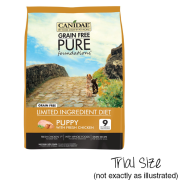Canidae GF Pure Dog Foundations Puppies Trials 70/3 oz
