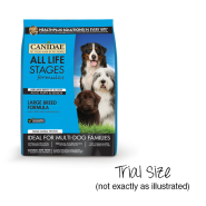 Canidae Life Stages Dog LgBrd Adult DckBrRice Trials 70/3 oz