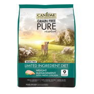 Canidae GF Pure Resolve Dog Weight Management 4 lb