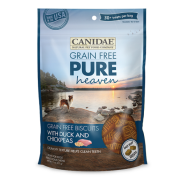 Canidae GF Pure Dog Heaven Biscuits Duck Chickpeas 11 oz