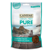 Canidae GF Pure Taste Cat Treat Salmon 3 oz