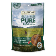 Canidae GF Pure Dog Adult Biscuits Bison&BSquash 11 oz