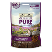 Canidae GF Pure Taste Cat Treat Trout 3 oz
