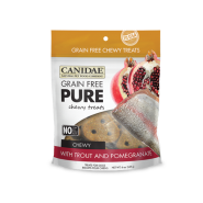 Canidae GF Pure Dog Trout Pomegranate Soft Treat 6 oz