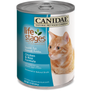 Canidae Life Stages Cat ChickenRice in Ckn Broth 12/13 oz
