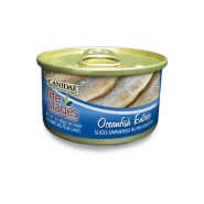 Canidae Life Stages Cat Oceanfish Slices 12/3 oz