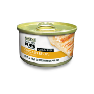 Canidae GF Pure Cat Chicken Pate 12/3 oz