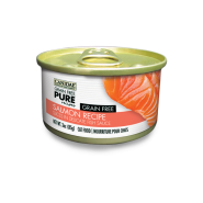 Canidae GF Pure Cat Salmon Slices 12/3 oz