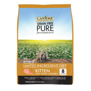 Canidae GF Pure Foundations Cat Kitten 2.5 lb