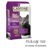 Canidae Life Stages Cat Indoor CknTkyLambFish 8 lb