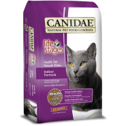Canidae Life Stages Cat Indoor CknTkyLambFish 15 lb