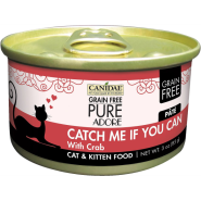 Canidae GF Pure Adore: Catch Me If You Can Cat Crab 18/3 oz