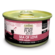 Canidae GF Pure Adore: Sea of Love Cat Lobster 18/3 oz