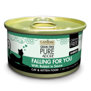Canidae GF Pure Adore: Falling For You Cat Rabbit 18/3 oz