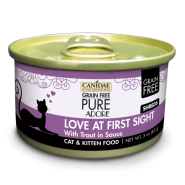 Canidae GF Pure Adore: Love At First Sight Cat Trout 18/3 oz