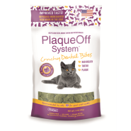 ProDen PlaqueOff Cat GF Crunchy Dental Bites 3 oz