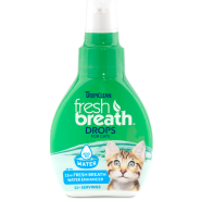 TropiClean Fresh Breath Water Drops for Cats 2.2 oz