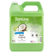TropiClean Shed Control Shampoo Lime & Coconut 1 gal