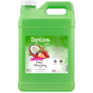 TropiClean Deep Cleansing Shampoo Berry & Coconut 2.5 gal