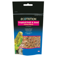 eCotrition Tropical Fruit/Seed Variety Parakeet 8 oz