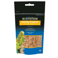eCotrition Golden Honey Variety Blend Parakeet 8 oz