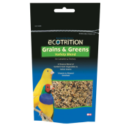 eCotrition Grains/Greens Variety Blend Canary/Finch 8 oz