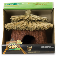 eCotrition Snak Shak Small House Hamster/Gerbil
