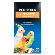 eCotrition Bird Gravel Parakeets Cockatiels Parrots 24 oz