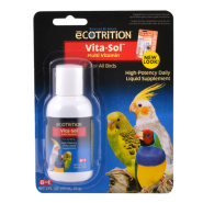 eCotrition VitaSol Vitamin Liquid 2 oz