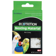 eCotrition Bird Nesting String Material Box 0.25 oz