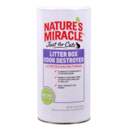 NM JFC Litter Box Odor Destroyer 20 oz