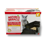 NM Single Cat Self Cleaning Litter Box
