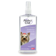 Perfect Coat K9 Clear Choice Grooming Spray 10 oz