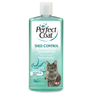 Perfect Coat Cat Shed & Hairball Control Shampoo 10 oz