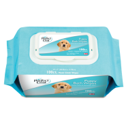 Perfect Coat Puppy Bath Wipes Flow Wrap 100 ct