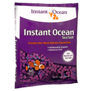 Instant Ocean Sea Salt 50 gal