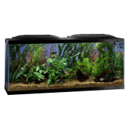 Marineland BIO Wheel LED Aquarium Kit 55