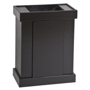 "Marineland Majesty Stand Black 20""x10"""