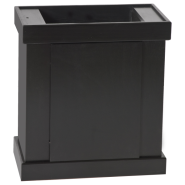 "Marineland Majesty Stand Black 24""x12"""