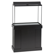 "Marineland Majesty Stand Black 30""x18"""