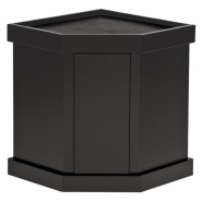Marineland Majesty Stand Black Pentagon 44 gal